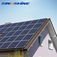 Buy cheap On/off grid 4kw 15kw 20kw solar cell system with high quality panels and inverter from wholesalers