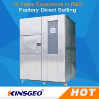 Buy cheap 380V/50Kz High Efficiently Thermal Shock Chamber Cold Hot Impact Test /machines and equipments from wholesalers