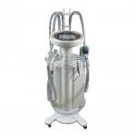 Buy cheap Face Shaping 5mhz Rf Radiofrecuencia Tripolar Machine Vacuum + Cavitation from wholesalers