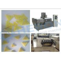 Buy cheap Twin screw extruder 3D food puffing machine , grain processing equipment from wholesalers