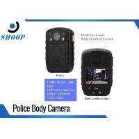 Buy cheap Long Time Record Law Enforcement Body Camera With IR Light 94 Mm * 61 Mm * 31mm from wholesalers