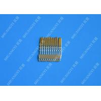 Buy cheap Custom Stamping Brass Wire Crimp Terminals High Precise Electrical Terminal Lug from wholesalers
