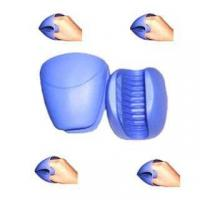 Buy cheap 2014 new kitchen silicone oven mitt ,FDA oven kitchen waterproof silicon gloves product
