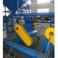 Buy cheap Radial Steel Tire Recycling Machine For Raw Rubber / Scrip Rubber Cracking from wholesalers