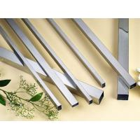Buy cheap DIN17007 1.4306 / 1.4301 Square Sanitary Stainless Steel Tubing with BA Surface from wholesalers