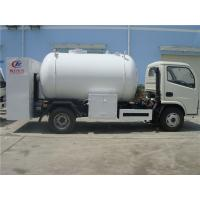 Buy cheap Factory Bulk LPG Transportation Tanker Trucks for Sale from wholesalers