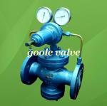 Buy cheap YK43F/H Pilot piston type gas pressure reducing valve from wholesalers