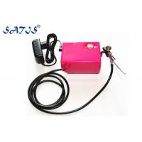 Buy cheap Makeup / Nail Painting Mini Dual Action Airbrush with compressor Kit from wholesalers