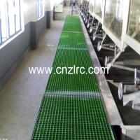 Buy cheap Factory supply fibreglass reinforced plastic frp fiberglass grating from wholesalers