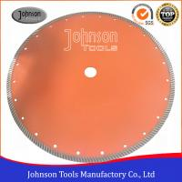 Buy cheap Concrete Cutting Tools For Table Saw , 14 Inch Diamond Saw Blade  from wholesalers