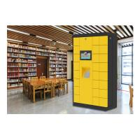 Buy cheap Library Smart Cabinet Luggage Lockers , Digital Safe Locker For Rental In Public from wholesalers