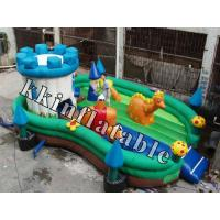 Buy cheap inflatable castle product