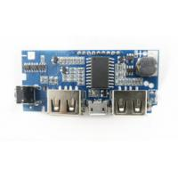 Buy cheap Through Hole EMS PCB Assembly Printed Circuit Board Assembly 0.4 - 4.0mm Board Thickness from wholesalers
