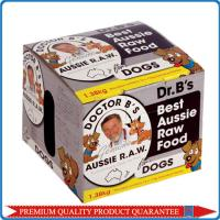 Buy cheap Creative Dog Food Cardboard Packaging Box from wholesalers