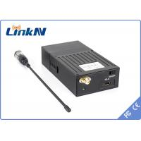 Buy cheap Mini COFDM Video Wireless Transmitter Receiver for Long Range Transmission from wholesalers