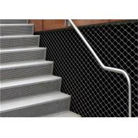 Buy cheap 316 Inox Cable Webnet Stainless Steel Rope Mesh For Balustrade Railing from wholesalers