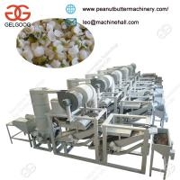 Buy cheap China Industrial Hemp Seed Shelling Peeling and Separating Machine Plant from wholesalers