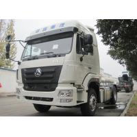 Buy cheap 336HP Horse Power Heavy Commercial Trucks 30 Ton Tractor Truck 2 Axles from wholesalers