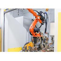 Buy cheap Robotic Arm Automatic Welding Production Line With Orbital Welding Zero Pollution from wholesalers