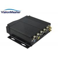 Buy cheap 4 Channel GPS Standalone Multi Channel Digital Video Recorder H.264 For Car Bus product