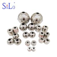 Buy cheap Supply cast stainless steel magnetic float ball made in china from wholesalers