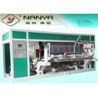 Buy cheap Waste Mouled Pulp Shoe Insert Machine Rotary Type With 8 Plates from wholesalers