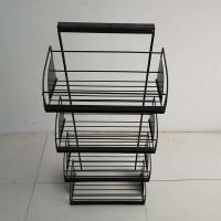 Buy cheap Promotion Rack Shelf Fittings / Light Duty Wire Racks With Hanger from wholesalers