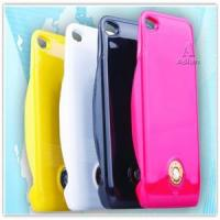 Buy cheap 2800mAh Rechargeable Mobile Phone Battery Case for iPhone 5 External Backup Battery (ASC-001) from wholesalers