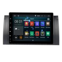 Buy cheap 9 inch Android 8.1 Car Multimedia Player For BMW 5 Series E39 GPS DVD DSP FM 1080P Automotive Full Touch ScreenRadio FM from wholesalers