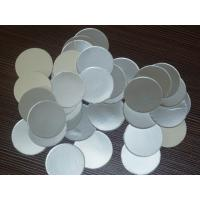 Buy cheap For Induction Sealing Bottle Lid Aluminum Foil Laminated liners from wholesalers
