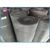 Buy cheap ASTM 304L Stainless Steel Screen Roll Anti Corrosion For Mining / Chemical / Food from wholesalers