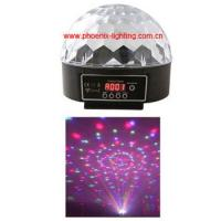 Buy cheap disco lighting,disco ball,LED Crystal Magic Ball (PHH017) from wholesalers