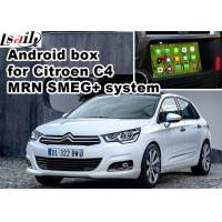 citroen c4 c5 c3 xr smeg mrn system car navigation box mirrorlink video play 107284731. Black Bedroom Furniture Sets. Home Design Ideas