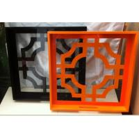 Buy cheap High lacquered MDF tray from wholesalers