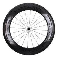 Buy cheap 2016 New Yoeleo Carbon Clincher 88mm Wheels With DT Swiss 350 Hubs Pilar 1420 Striahgt Pull Spokes,Ultralight wheelset* from Wholesalers