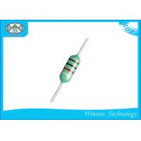 Buy cheap WS Fixed Inductor 0.1uH - 1mH 0307 Color Code For Choke Coils ,10 - 400mA from wholesalers