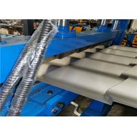 Buy cheap Step Tile Sheet Metal Forming Machine Non-stop Pressing Tile Metal Forming Equipment from wholesalers