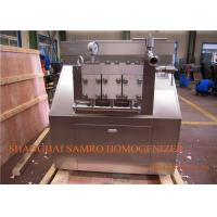 Buy cheap Manual homogenizer , New Condition Food juice Homogeniser Machine from wholesalers