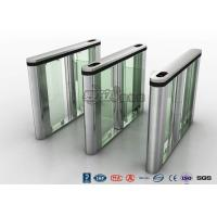 Buy cheap Entry Control Speed Gate Turnstile , Luxury Speed Stainless Steel Barrier Gate from wholesalers