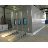 Buy cheap Professional Infrared Paint Bake Oven , Portable Spray Paint Booth from wholesalers