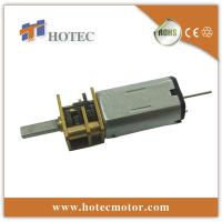 Buy cheap low noise reversible 12mm spur gear reduced low rpm 3v mini dc motor from wholesalers