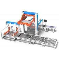 Buy cheap Low Position Film Packs Palletizing Machine Shrink Packs Or Trays from wholesalers