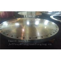ASME Or Non - standard F316L F304 High Pressure Stainless Steel Flange Blind Plate