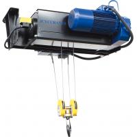 Buy cheap Dual Speed Small Electric Wire Rope HoistsAutomatic Weighing System For Large Tonne from wholesalers