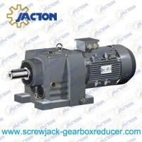 Buy cheap 1/4HP 0.18KW R RX Series helical agitators reduction gearbox gear motor Specifications from wholesalers