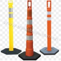 Buy cheap Rubber Base Manufacturer 10lb Octagon Black Rubber Traffic Base for Traffic Safety cone from wholesalers