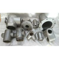 Buy cheap Shenzhen OEM metal casting parts for tubes/flange fitting/valves foundry manufacturer factory sales from wholesalers