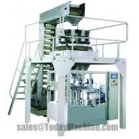 Buy cheap premade bag packing machine for rice and coffee bean from wholesalers