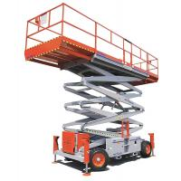 Buy cheap Elevated Aerial working platform Electric Scissor Lift for 2000mm , 3000mm from wholesalers