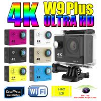 Buy cheap Original Video camera wholesale sport camera Waterproof Full HD 1080P H9 plus Action Cam from wholesalers
